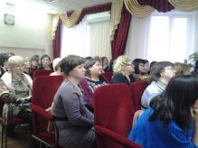 Заседание старших воспитателей